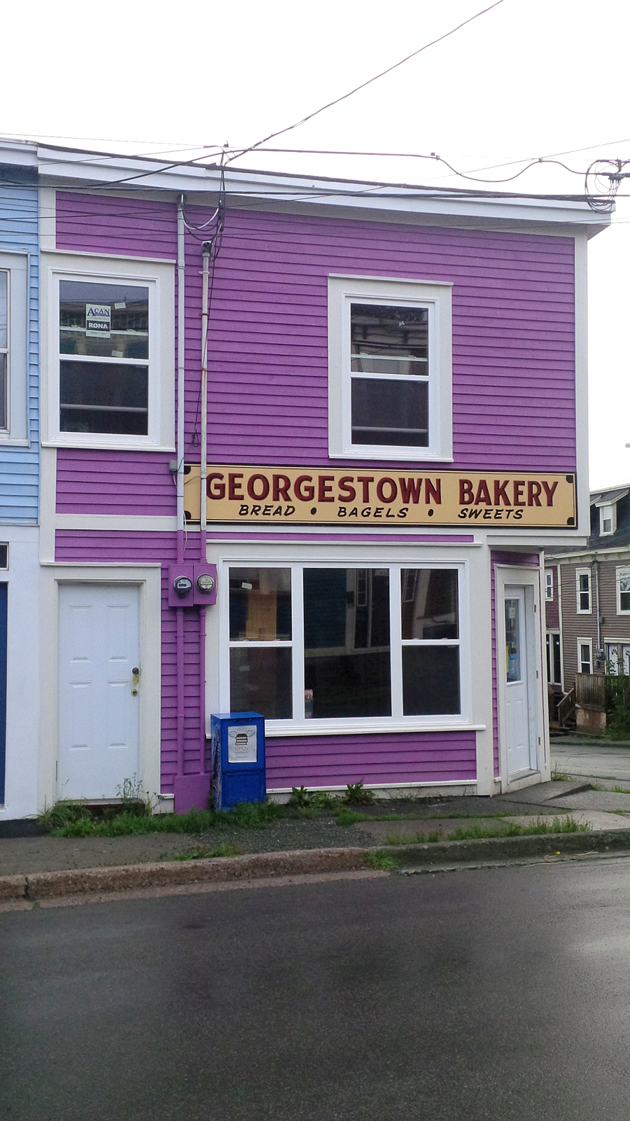 Georgestown-Bakery