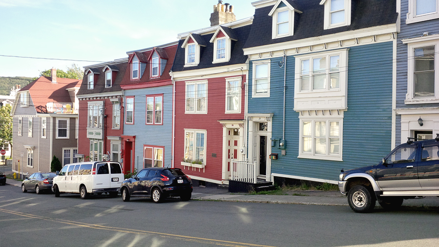 St-John's-Newfoundland