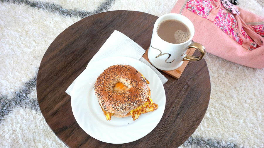 bagel-and-tea