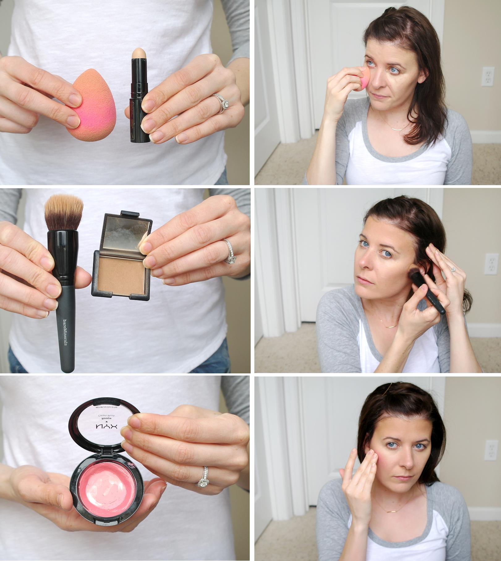 BeautyBlender-application