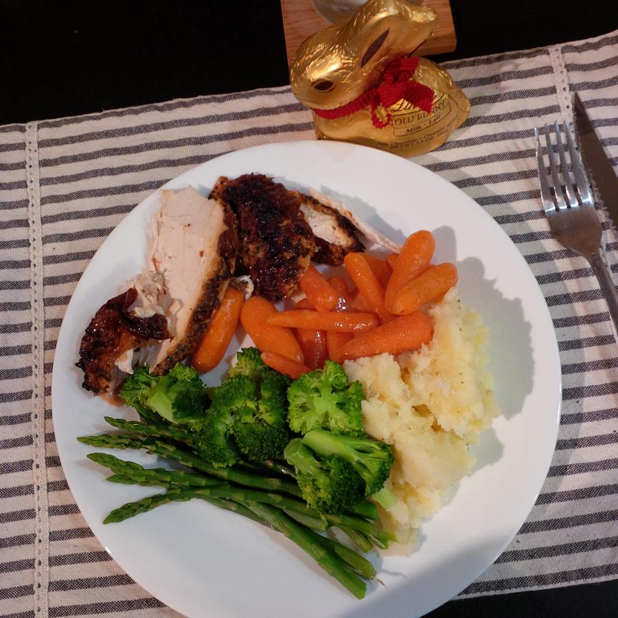 Easter-Dinner