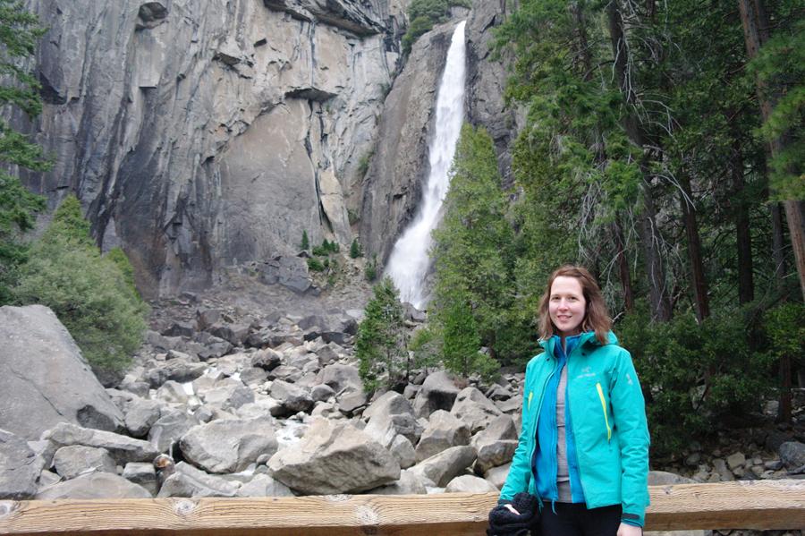 Lori-Yosemite-Falls
