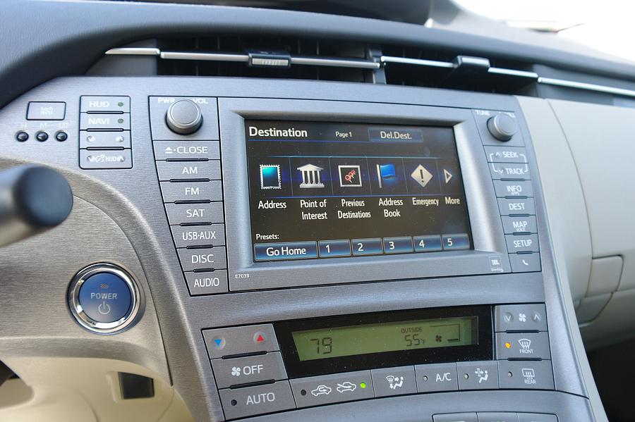 Prius-dash