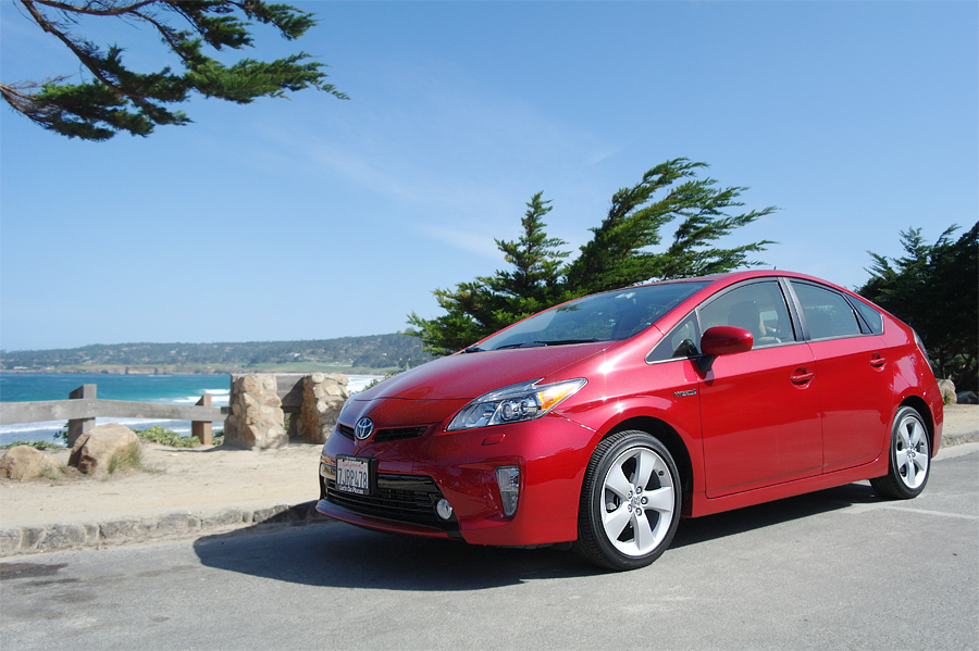 Red-2015-Prius-Five