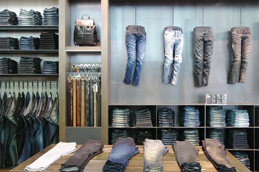 Diesel-jeans-front