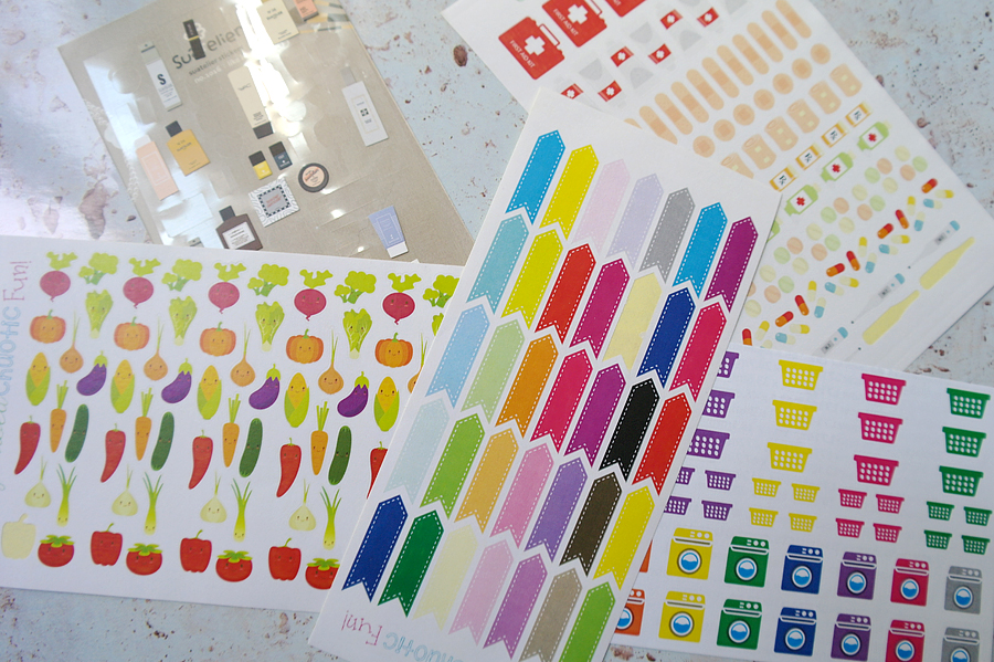 Stickers-for-planners
