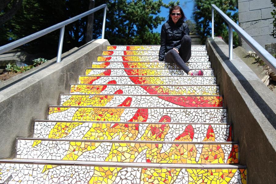 Sun-Mosaic-stairs