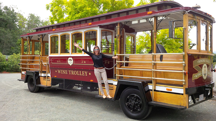 Wine-Trolley