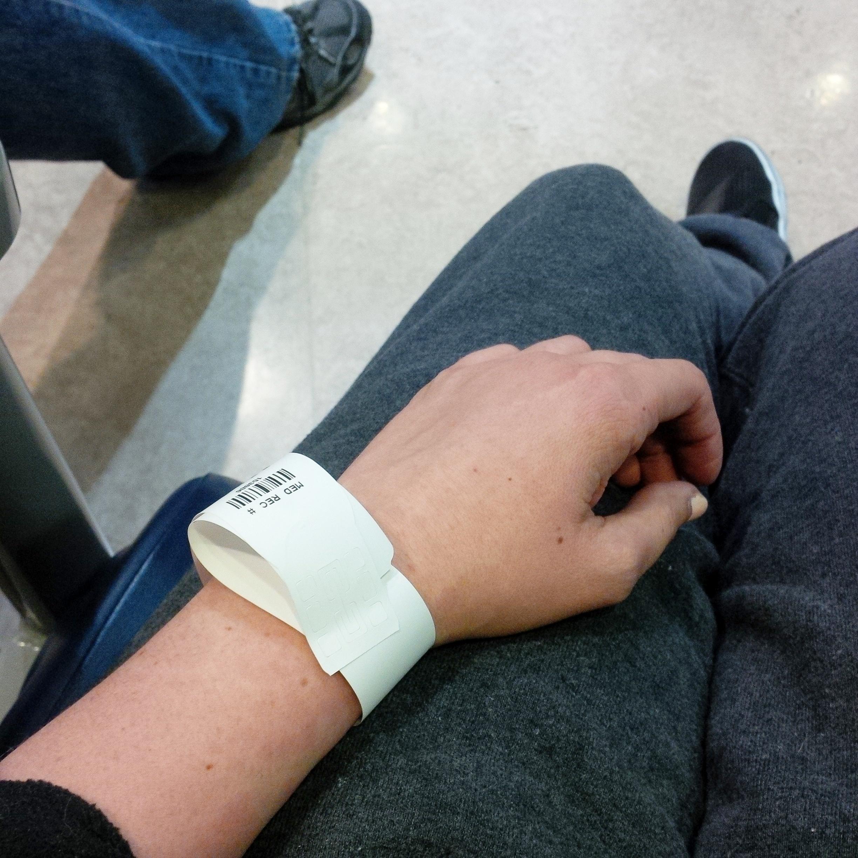 ER Wait room