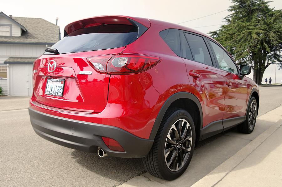 Mazda-CX-5-Rear