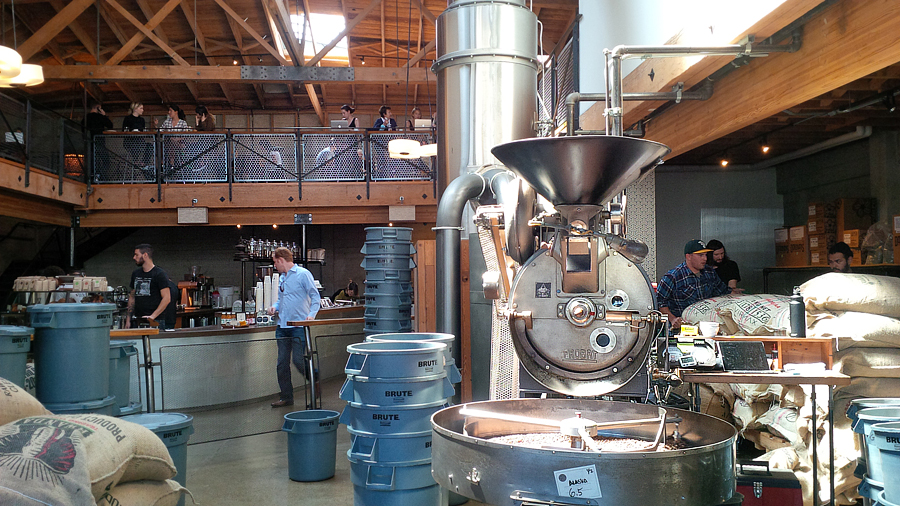 Sightglass-coffee-making