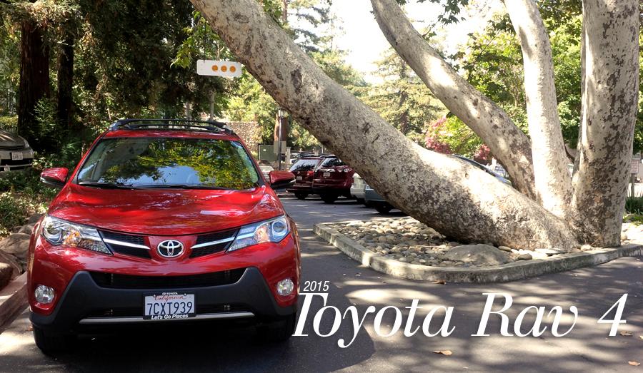 2015 Toyota Rav 4