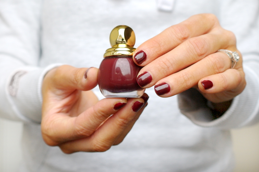 Dior State of Gold polishes