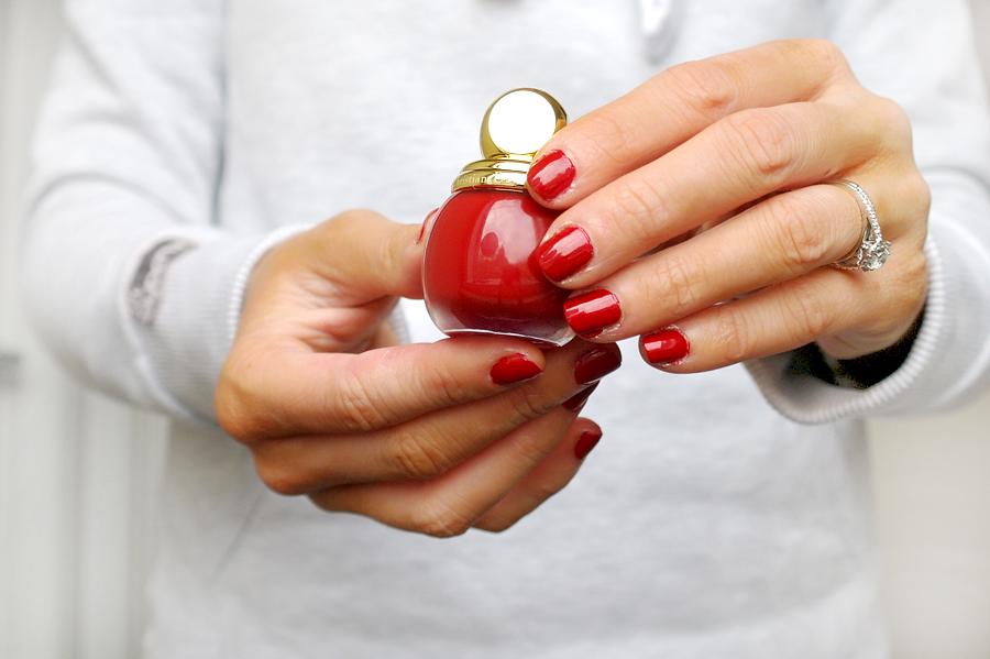 Dior State of Gold nail polish