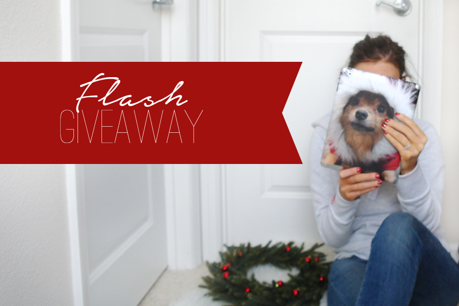 Flash-Giveaway