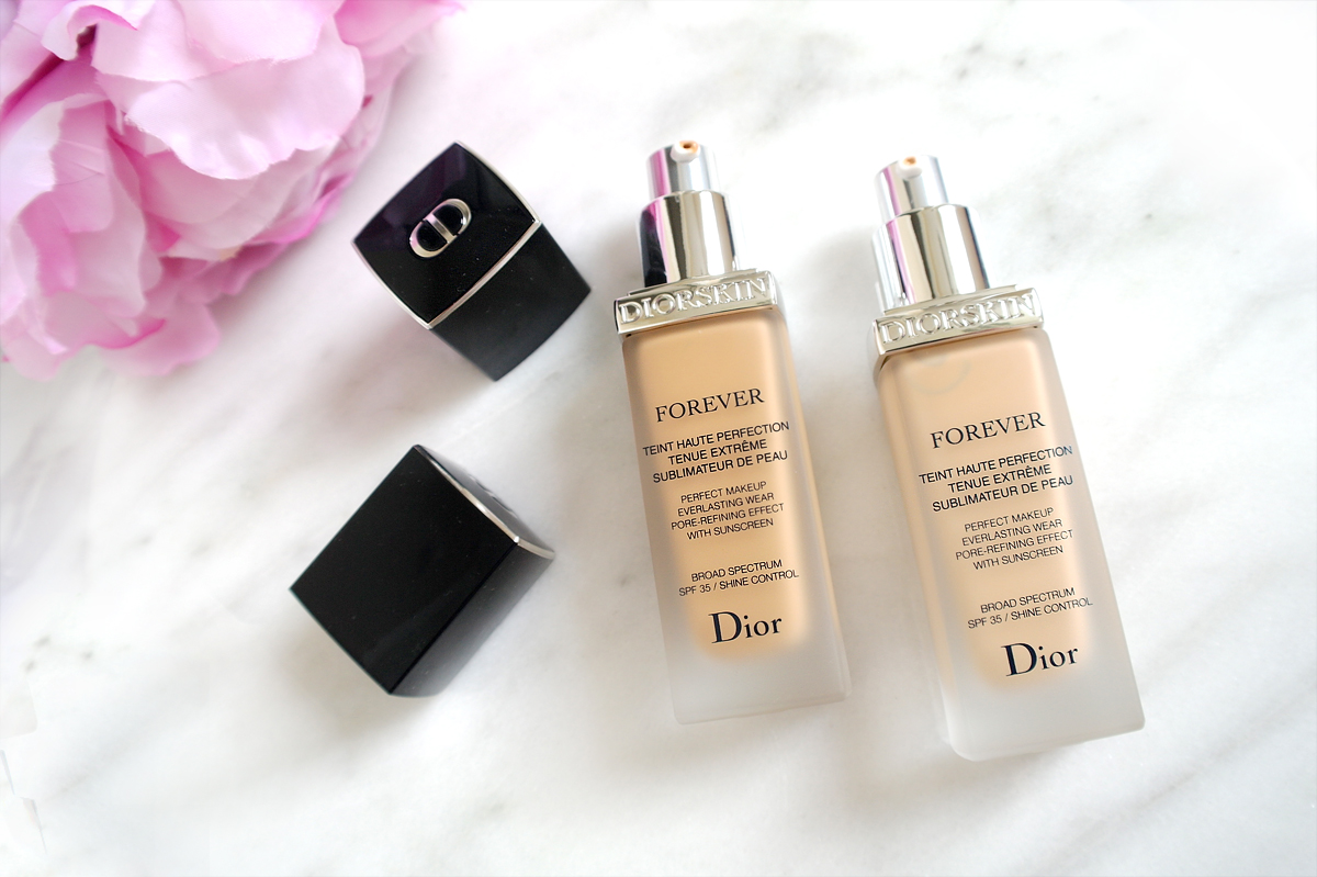 foundation makeup diorskin forever