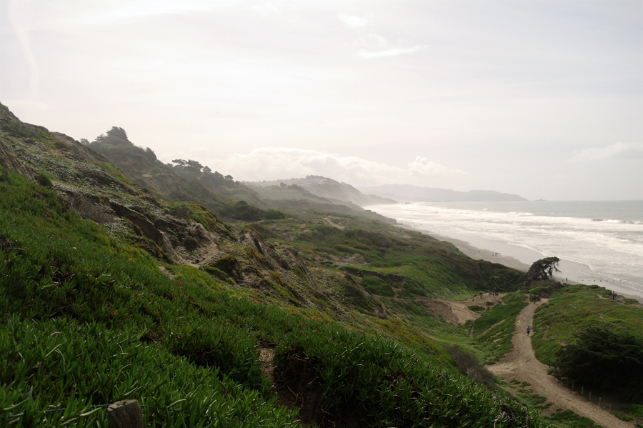 Fort-Funston-walk