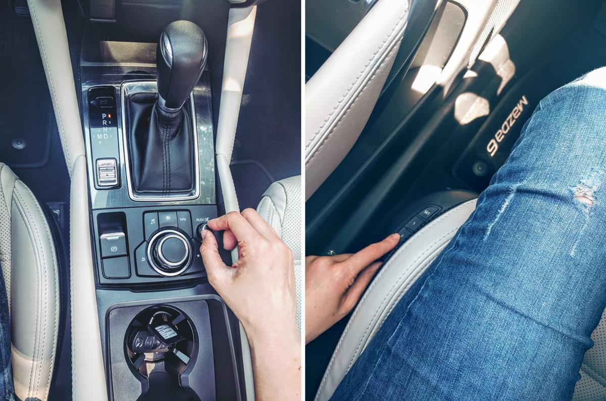 Mazda-inside