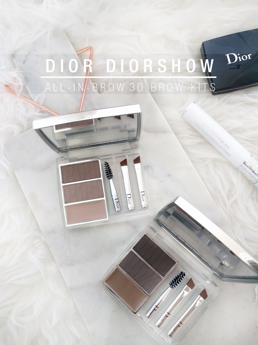7b56801d DIOR DIORSHOW ALL-IN-BROW 3D PALETTE | spiffykerms.com
