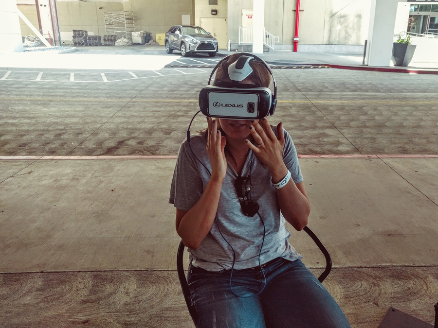 Lexus-VR