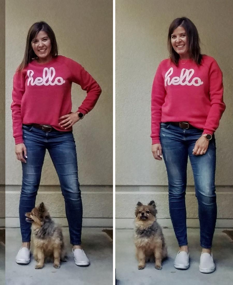 Hello-Sweater