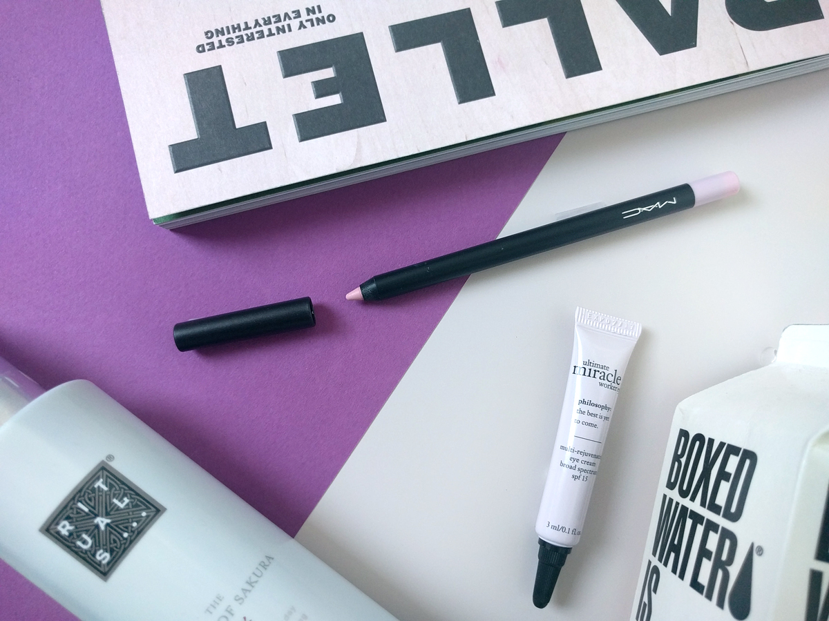 MAC-Pink-Pencil