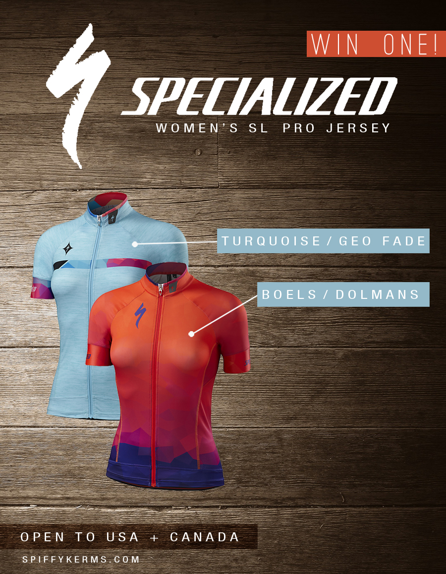 Specialized Jersey giveaway