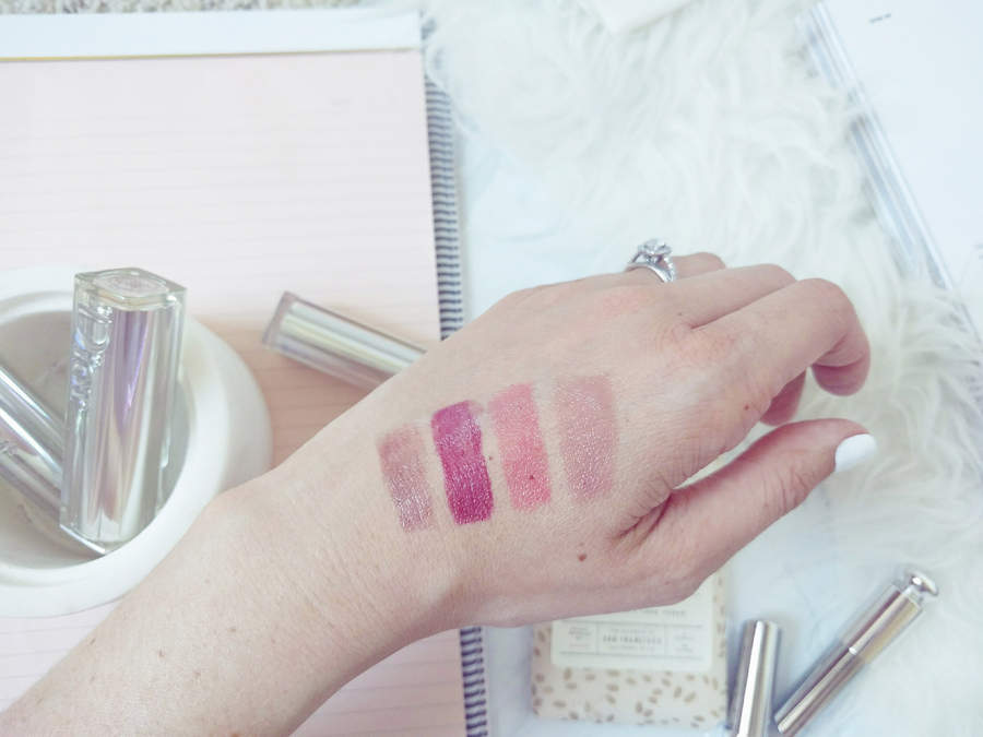 Dior-addict-swatches
