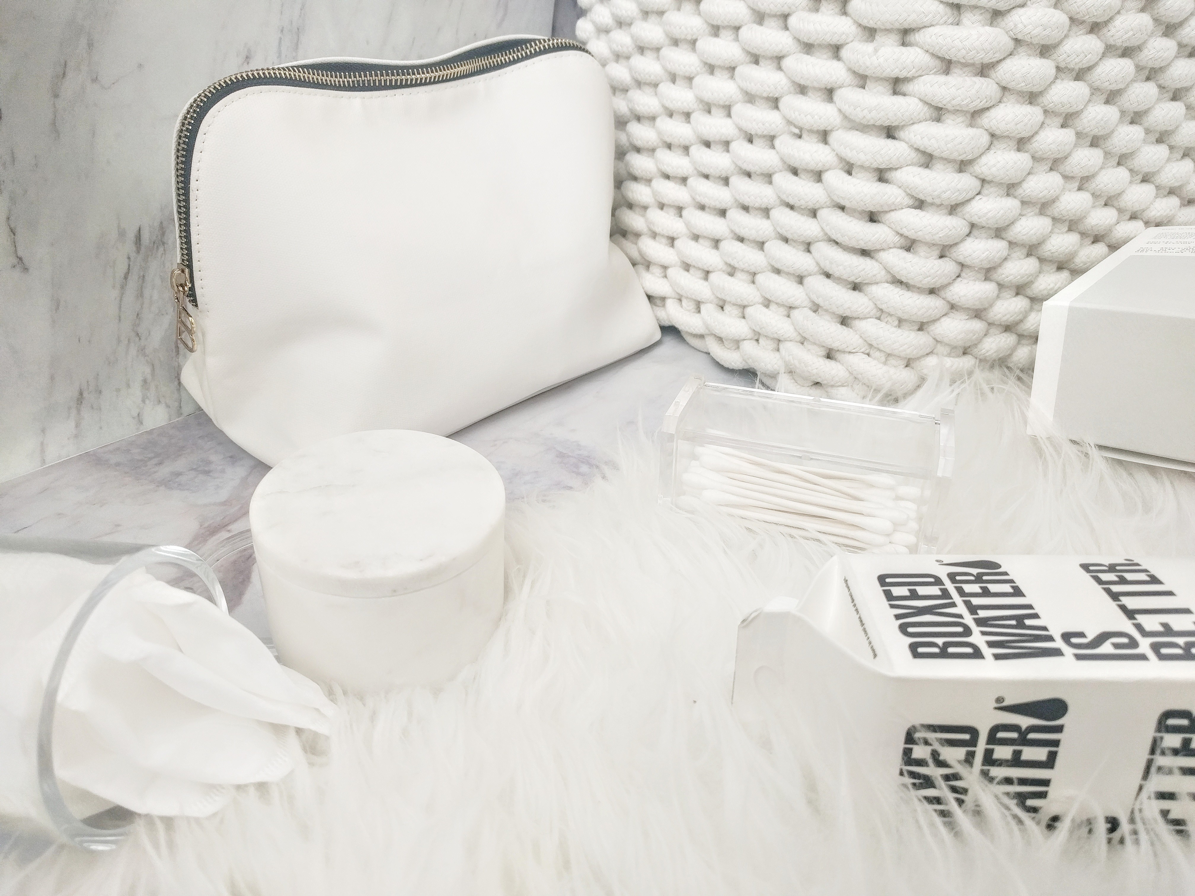 White spa