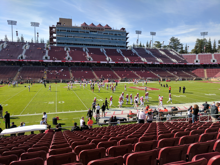 Stanford-Football