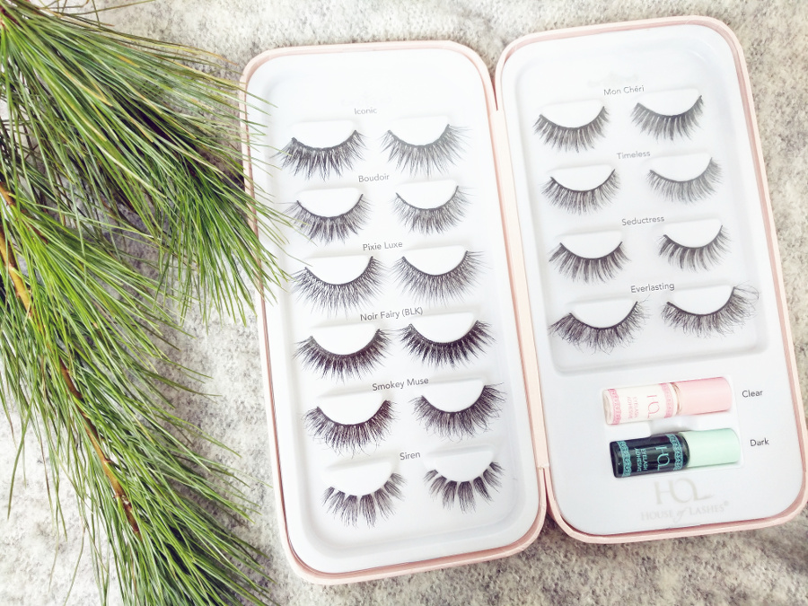 House of Lashes Lash Story open