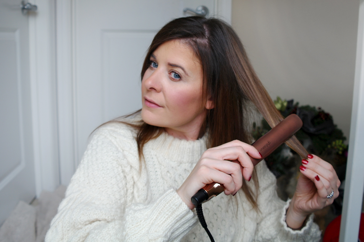 ghd platinum copper luxe