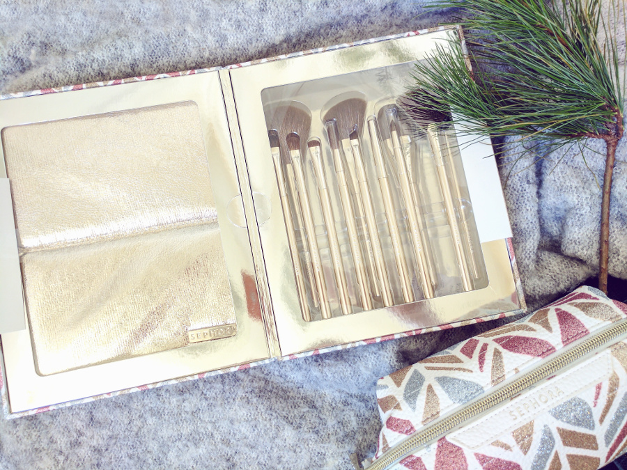 stand up and shine brush set
