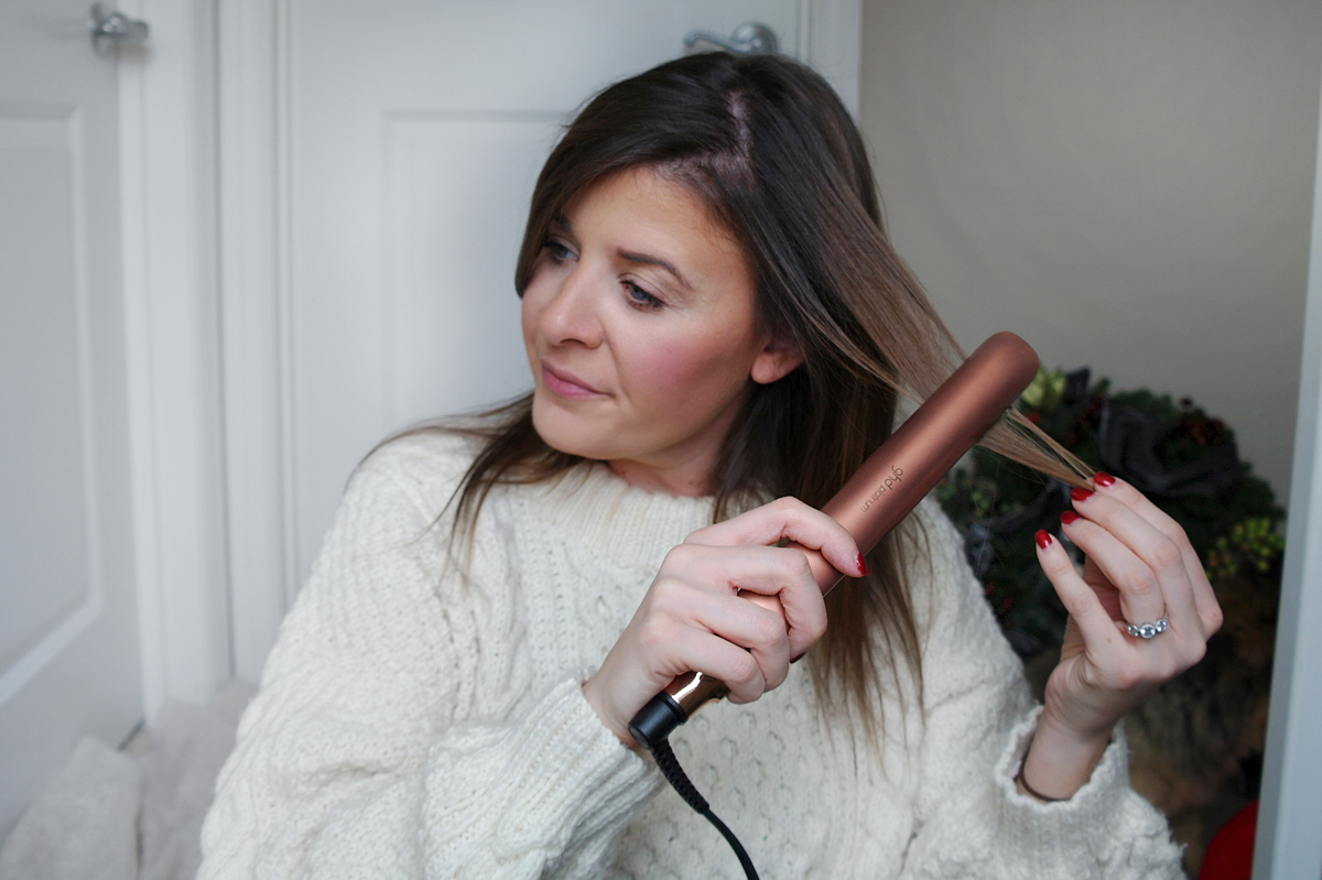 ghd copper platinum