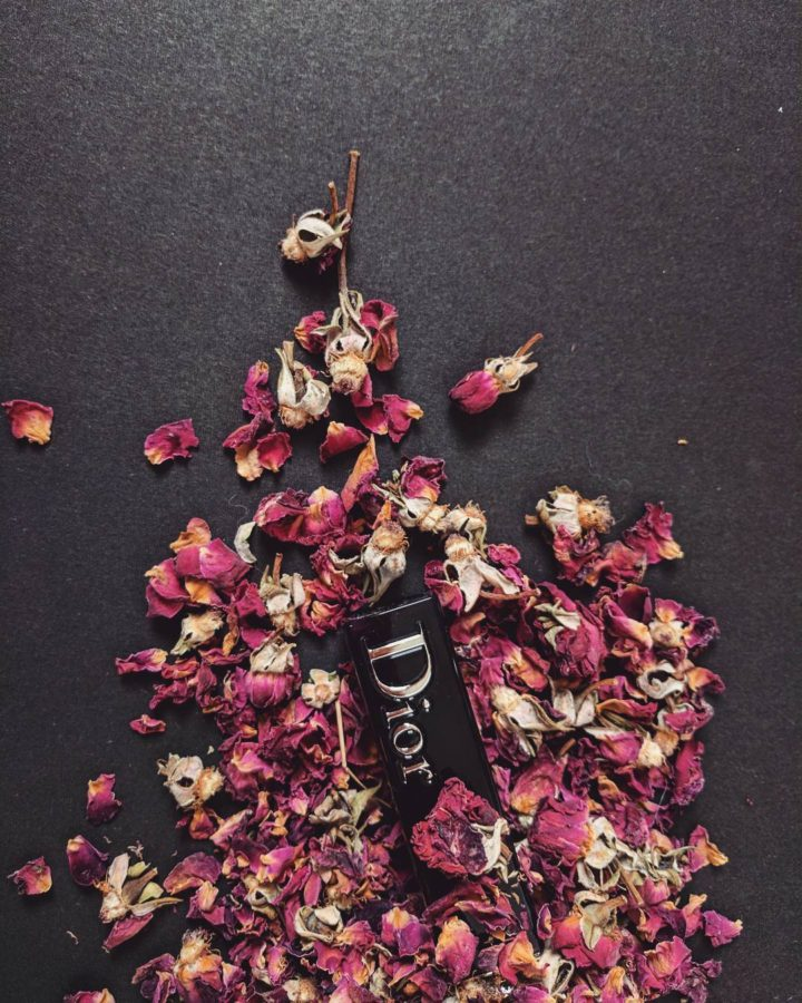 Dior Lacquer in roses