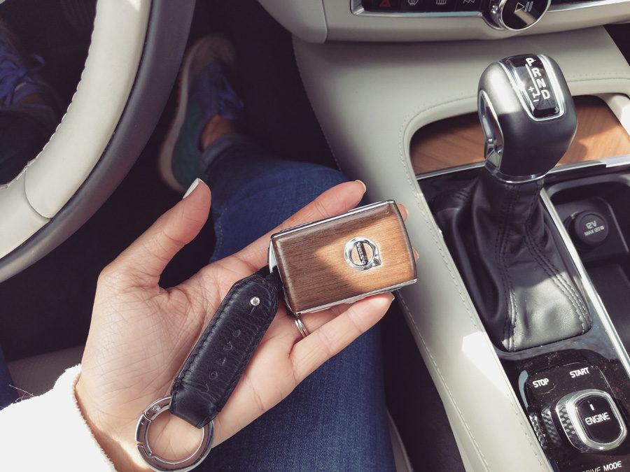 2017 Volvo S90 T6 key fob