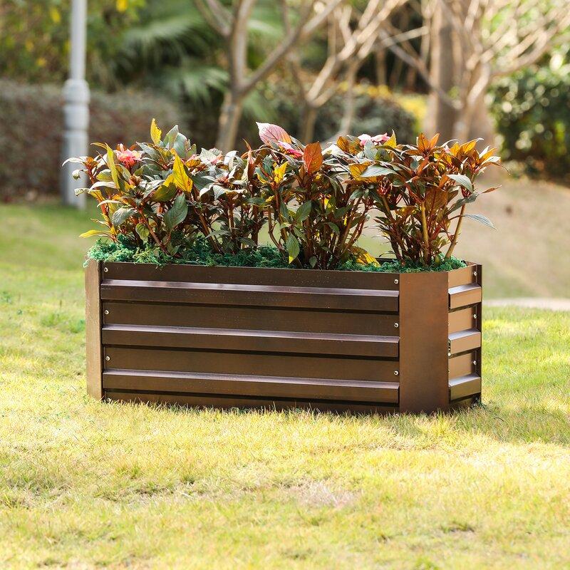 garden planter bed